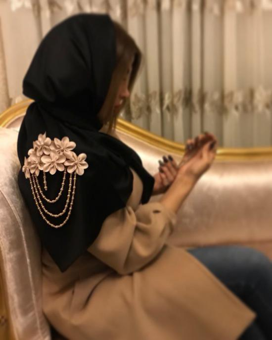 مدل روسری مجلسی 2019 برای شیک پوش بودن در مهمانی های مختلف