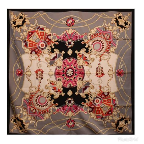 جدیدترین مدل روسری و شال که برای نوروز 1397 طراحی شده