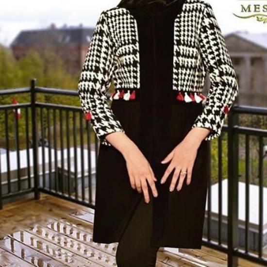 کلکسیونی از مدل مانتو مجلسی 2018 جدید و بسیار شیک و جذاب