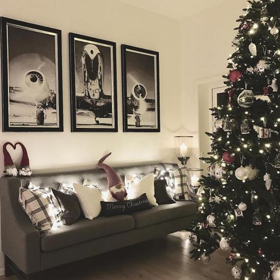 مدل چیدمان داخل منزل 2018 با طراحی زیبا و متفاوت