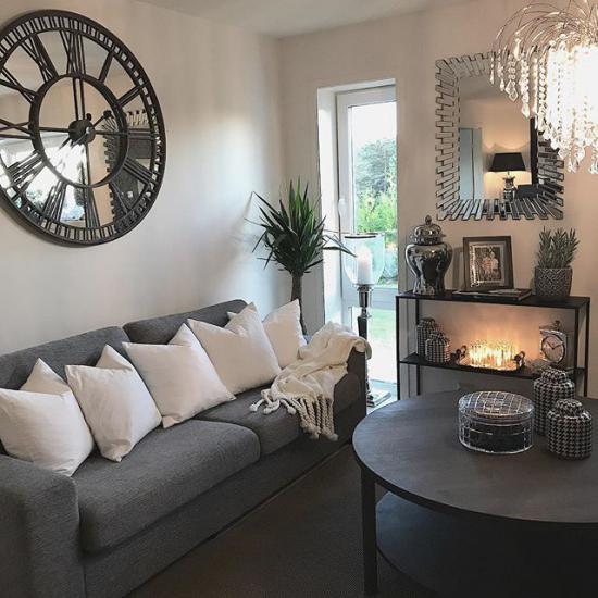 مدل چیدمان منزل به سبک کلاسیک 2018 لاکچری
