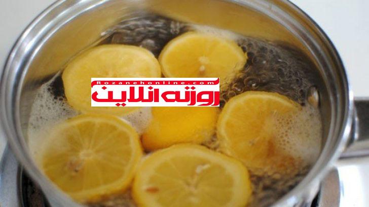 لیموی پخته شده درمان چاقی همراه با طرز تهیه