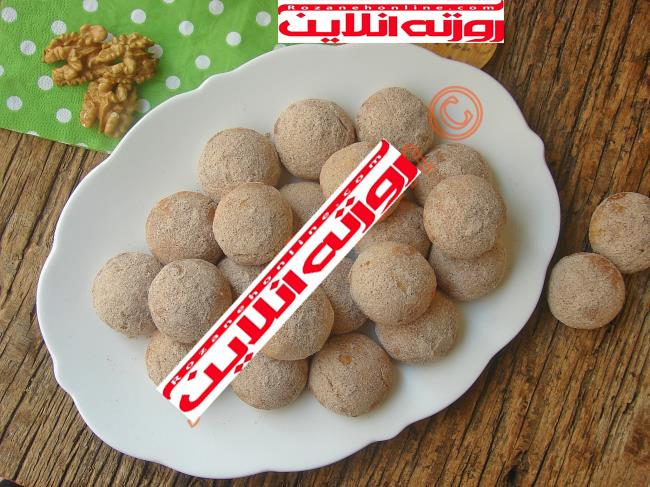 شیرینی دارچینی خانگی برای عید نوروز درست کنید