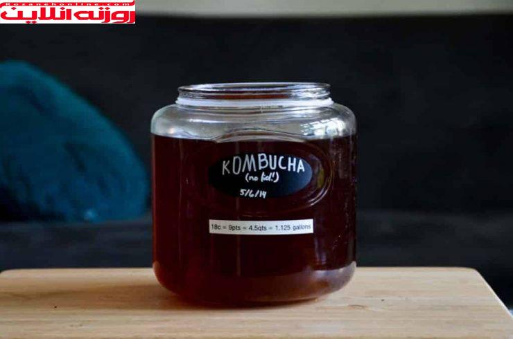 چای کامبوجا و خاصیت جادویی آن