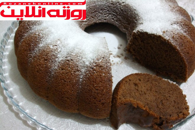 چطوری کیک نسکافه درست کنیم
