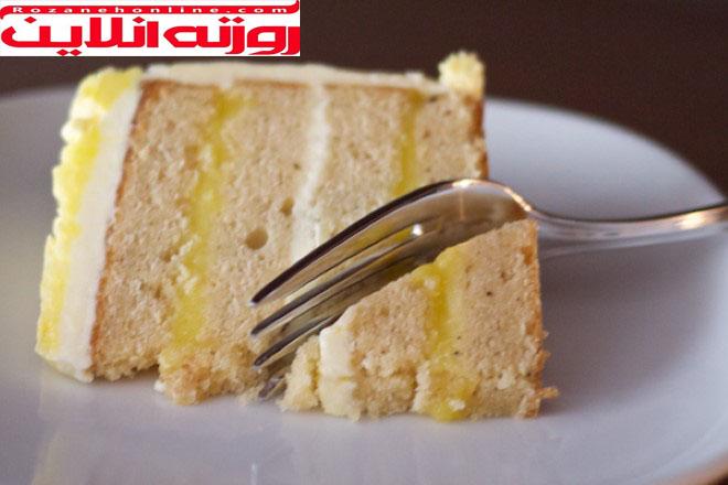 چطوری کیک لیمویی درست کنیم