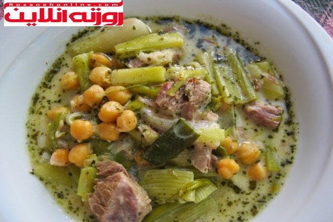 دستور پخت نوعی خوراک گوشت محلی ترکیه