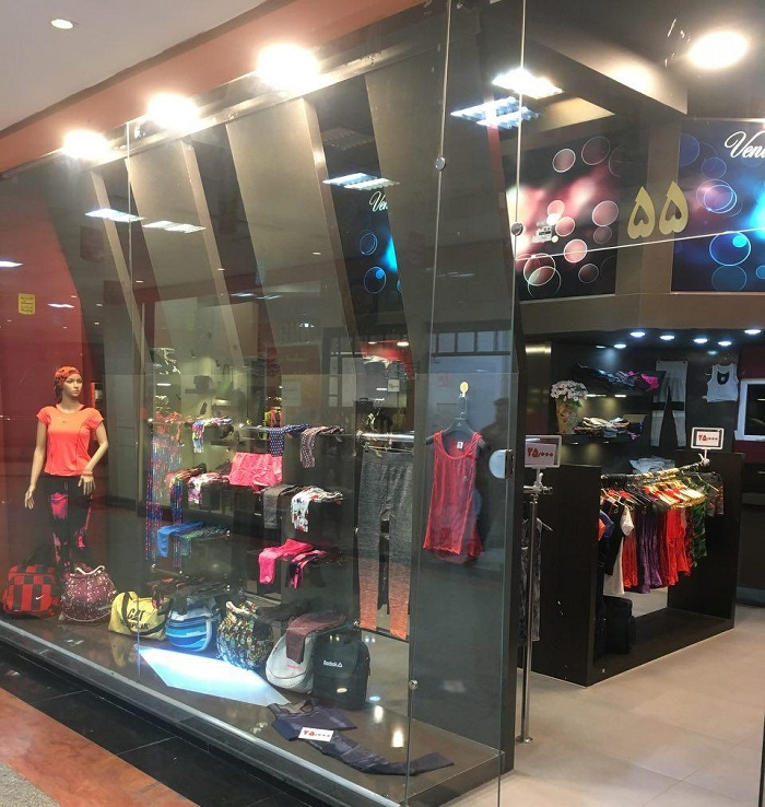 خرید لباس ورزشی و اسپرت زنانه و دخترانه برای باشگاه در مشهد