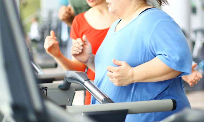 عوارض چاقی برای سلامتی بدن