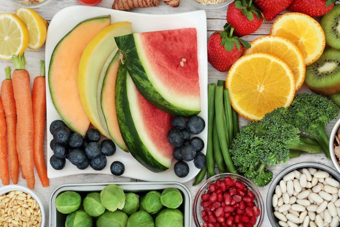 رژیم غذایی مناسب برای زردی و بیماری های کبدی