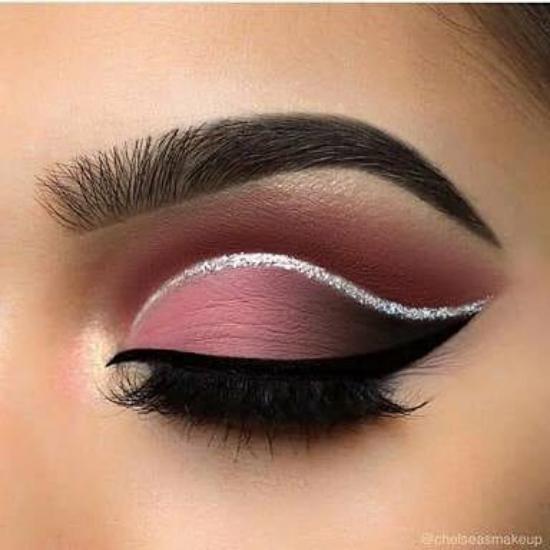 مدل آرایش چشم دخترانه برای داشتن آرایش جذاب و مطمئن