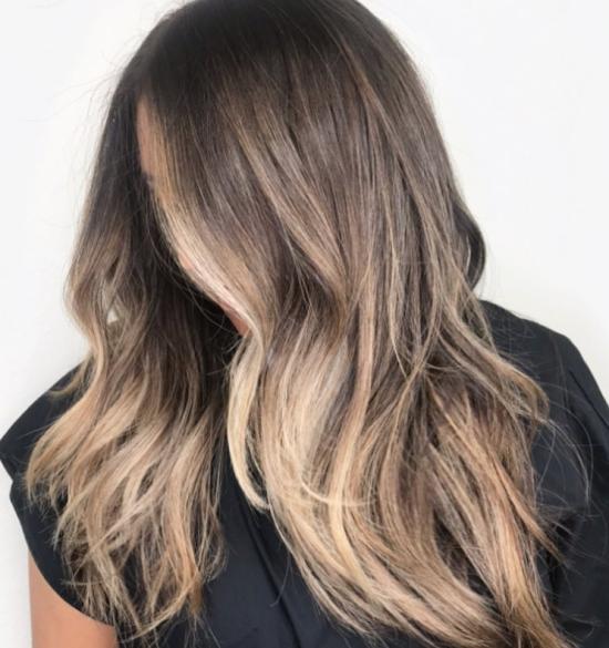 رنگ مو ترکیبی 2019 جدید و شیک برای تیپ های امروزی