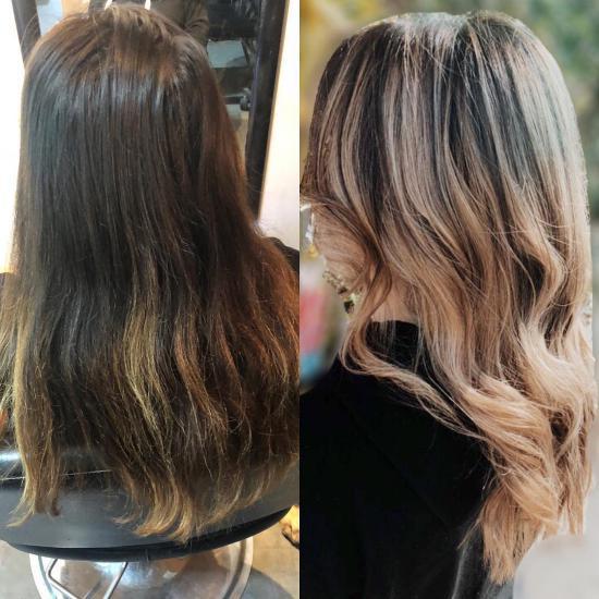 رنگ مو هایلایت جدید 2019,رنگ مو سال 2019,مدل رنگ مو 2019,رنگ مو 2019,مدل رنگ مو 98,مدل رنگ مو جدید
