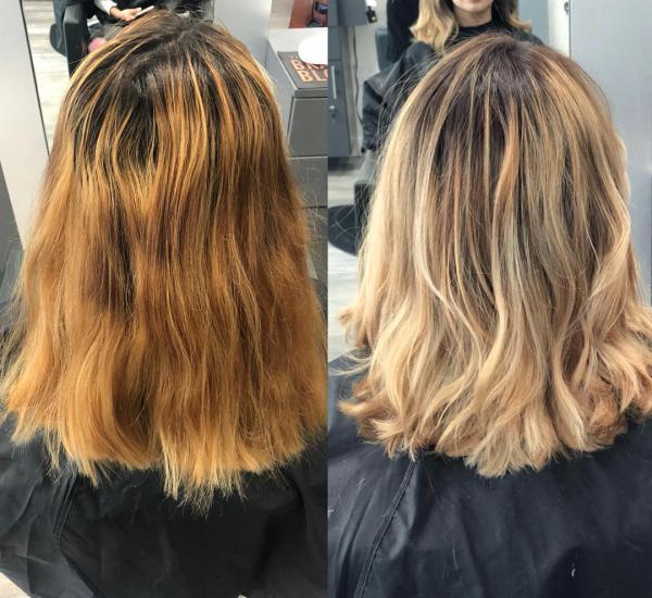 رنگ مو هایلایت جدید 98,رنگ مو سال 2019,مدل رنگ مو 2019,رنگ مو 2019,مدل رنگ مو 98,مدل رنگ مو جدید.