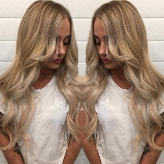 مدل رنگ مو مش 2019 برای خانم ها با انواع طرح های شیک و جذاب