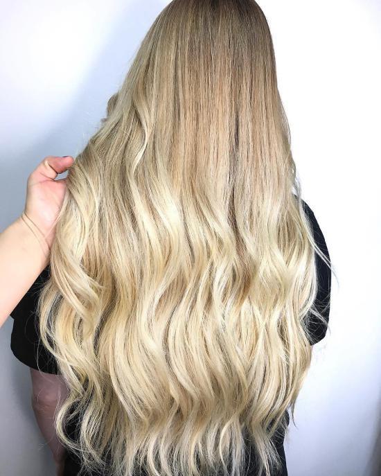 مدل رنگ موی روشن ۲۰۱۹ با طرح های دوست داشتنی و زیبا