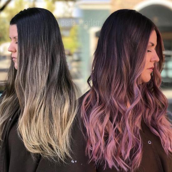 مدل رنگ مو امسال 98 شیک برای خانم های باسلیقه