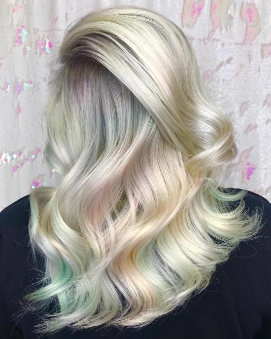 مدل رنگ مو پایین مو 2019,رنگ مو سال 2019,مدل رنگ مو 2019,رنگ مو 2019,مدل رنگ مو 98,مدل رنگ مو جدید