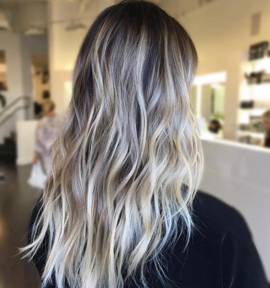 مدل رنگ مو هایلایت 2019,رنگ مو سال 2019,مدل رنگ مو 2019,رنگ مو 2019,مدل رنگ مو 98,مدل رنگ مو جدید