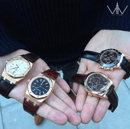جدیدترین مدل ساعت مردانه 2018 با طرح های شیک و متفاوت