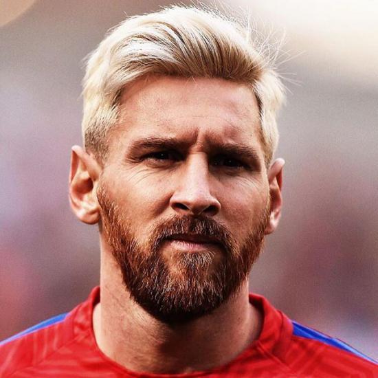 مدل مو مردانه برای صورت کشیده شیک و فوق العاده زیبا