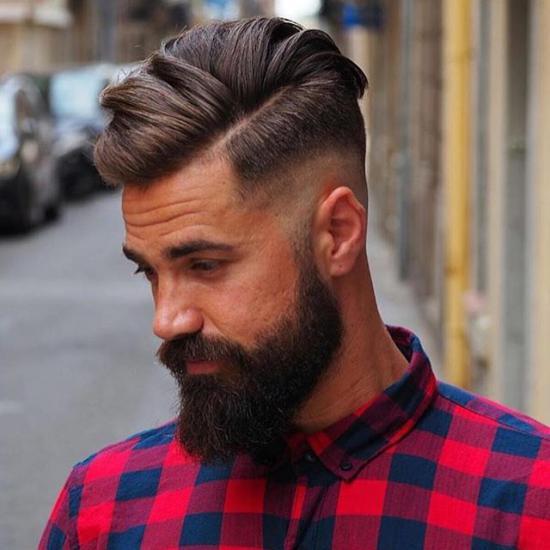 باکلاس ترین مدل مو مردانه برای مجالس و مهمانی ها