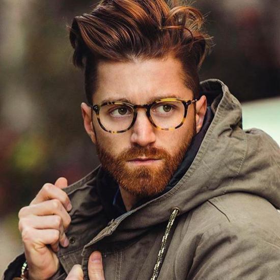 مدل مو مردانه جنتلمن 2018 دوست داشتنی و متفاوت