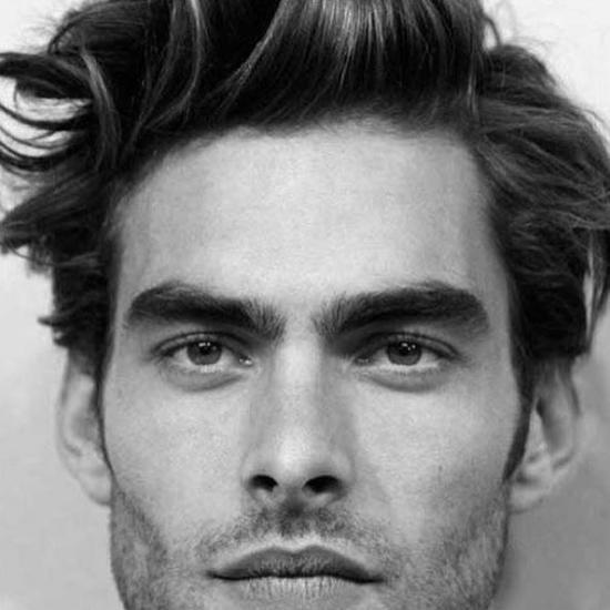 مدل مو مردانه جلو بلند 2018 شیک و جذاب