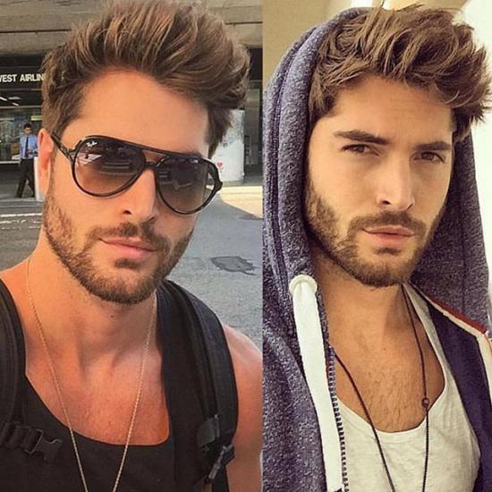 مدل مو مردانه 97 با استایل های جذاب