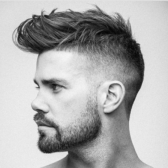 مدل مو 2018 مردانه خیابانی شیک و جذاب