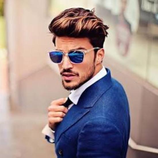 جدیدترین مدل مو مردانه بوکسوری 2018 + تصویر
