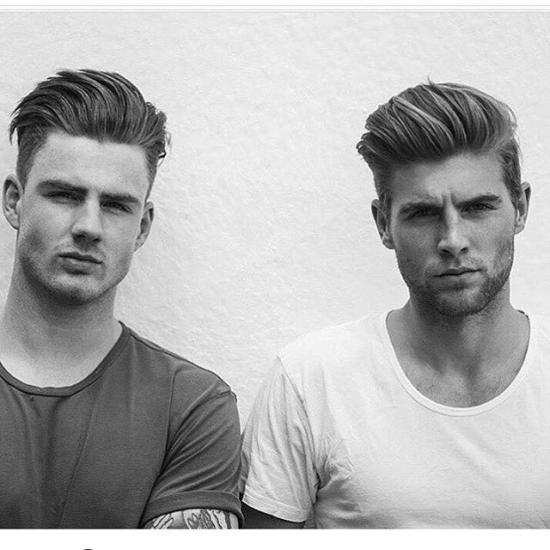 جدیدترین مدل مو مردانه برای پیشانی های بلند + تصویر
