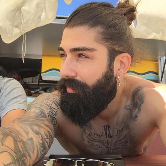 مدل مو مردانه از پشت سر,مدل مو مردانه 2019,مو مردانه 2019,مدل مو پسرانه 2019,
