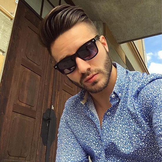 جدیدترین مدل مو مردانه برای موهای کم پشت + تصویر