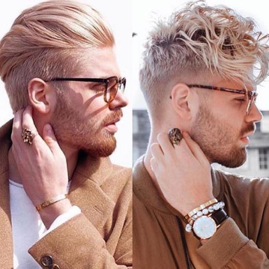 مدل مو مردانه برای پیشانی های بلند,مدل مو مردانه 2019,مو مردانه 2019,مدل مو پسرانه 2019,