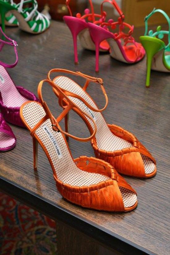مدل کفش مجلسی جدید دخترانه 2018 شیک و متفاوت