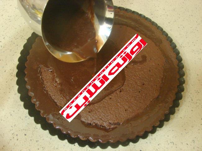 چگونه در قالب تارت , کیک خیس درست کنیم