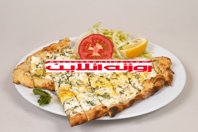 طرز تهیه پیده نرم با پنیر