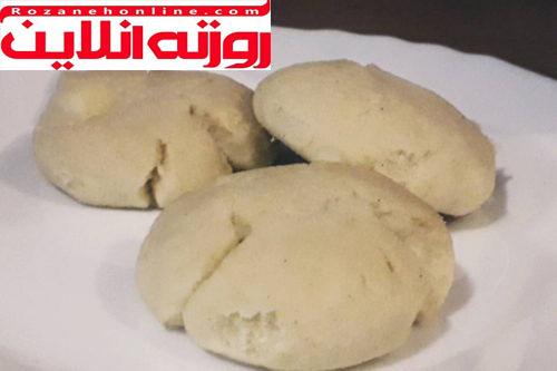چگونه شیرینی نان برنجی درست کنیم