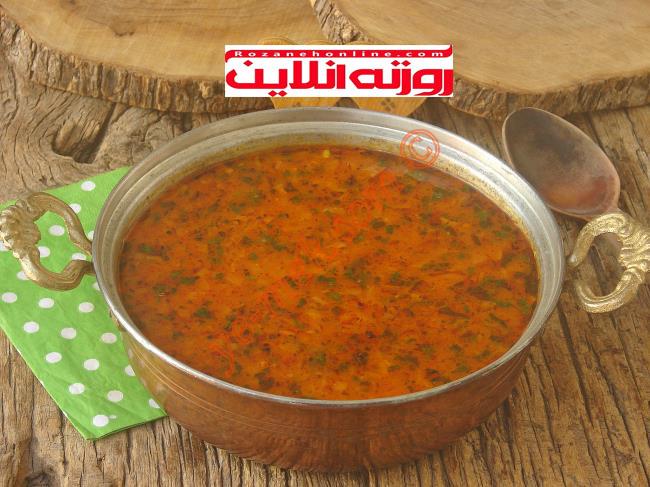 چطوری سوپ بلغور ترکیه درست کنیم