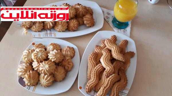 طرز تهیه شیرینی خانگی و سنتی ترکیه