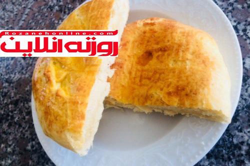 روش پخت نان کته : نان مخصوص ترکیه