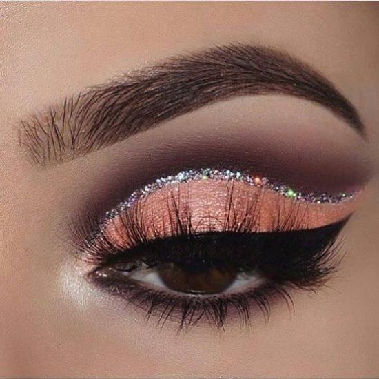 جدیدترین مدل آرایش چشم زیبا مخصوص زمستان 97