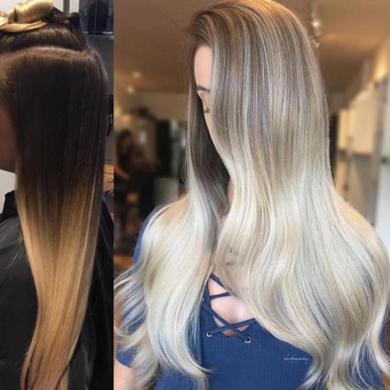 جدیدترین مدل رنگ موی عروس,مدل رنگ مو 2019,مدل رنگ مو 2018,مدل رنگ مو 97,رنگ مو 2019,