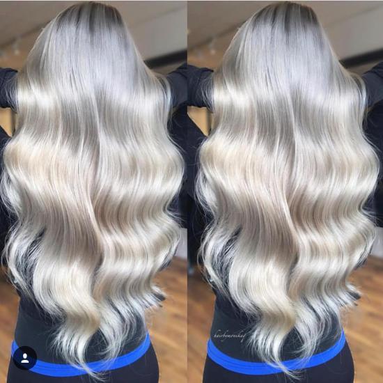 جدیدترین مدل رنگ مو امبره 2018 که شما را جذاب تر می کنند