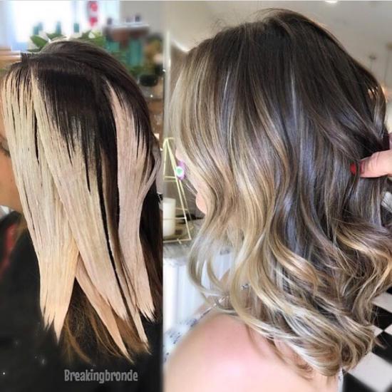 جدیدترین مدل رنگ مو امبره,مدل رنگ مو 2019,مدل رنگ مو 2018,مدل رنگ مو 97,رنگ مو 2019,