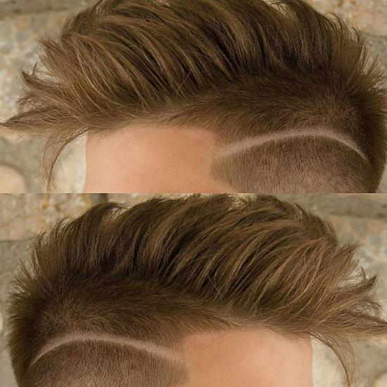 عکس موی مردانه جدید برای آقایان سخت پسند