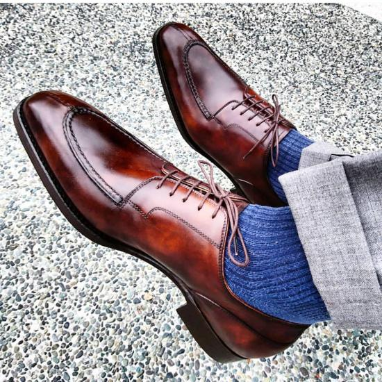 جدیدترین مدل کفش مجلسی مردانه 2018 برای تیپ های امروزی ( 1 )