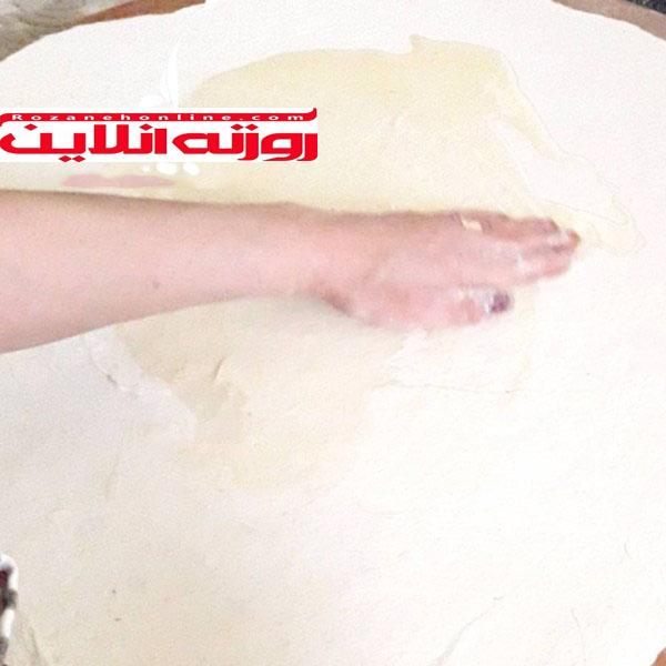 دستور پخت کماج گردویی برای ماه مبارک رمضان