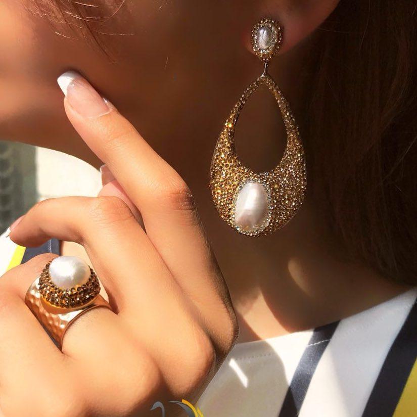 زیباترین مدل جواهرات دخترانه 2018 برای خانم های باسلیقه